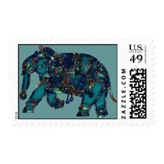 Onyx Elephant Postage