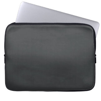 Onyx High End Solid Colored Computer Sleeve