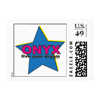 ONYX live your dream Postage