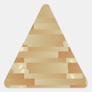 ONYX Marble Balls - Golden Wheat Jewels Triangle Sticker