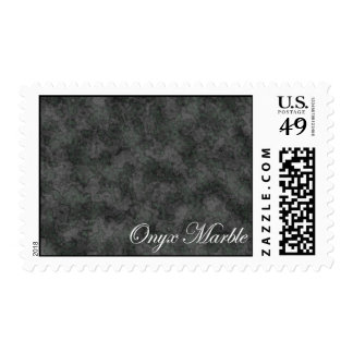 Onyx Marble Postage Stamps