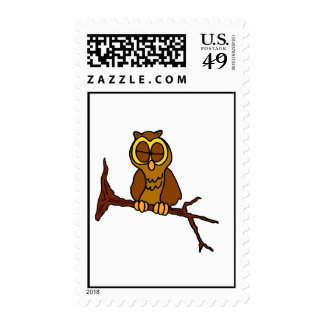 Onyx Owl Stamps