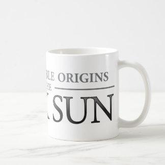 Onyx Sun Logo Mug