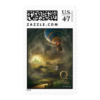Onza: El poster grande y potente 1 Timbres Postales