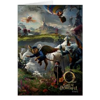 Onza: El poster grande y potente 5 Tarjeta De Felicitación