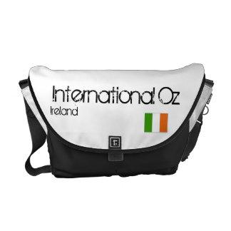 Onza internacional - Bolso del viaje de Irlanda s Bolsas De Mensajeria