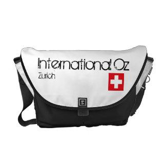 Onza internacional - Bolso del viaje del suizo Bolsas De Mensajeria
