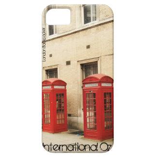 Onza internacional - Caso del iPhone del Backpacke iPhone 5 Case-Mate Coberturas