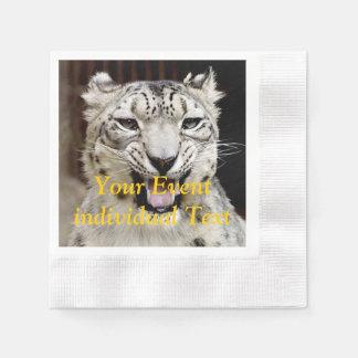 onza servilletas de papel