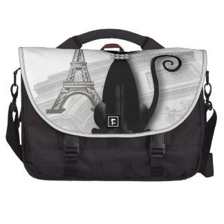 Oo-la-la French Kitty Princess Computer Bag