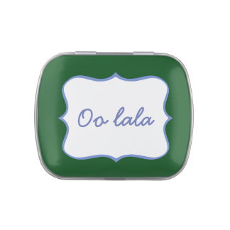 Oo lala jelly belly candy tins