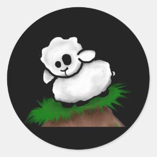 oO Sheep Stickers