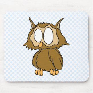 Oobie Owl Mouse Pad
