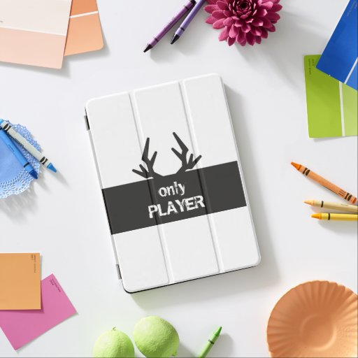 OOCEEY only PLAYER iPad Smart Cover