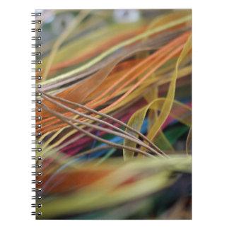 Oodle de cintas spiral notebook
