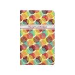 Oodles del diario del bolsillo de los puntos - cal cuadernos grapados