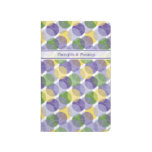 Oodles del diario del bolsillo de los puntos cuadernos