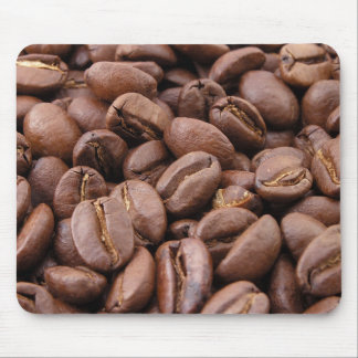 Oodles of Coffee Beans Mouse Pad