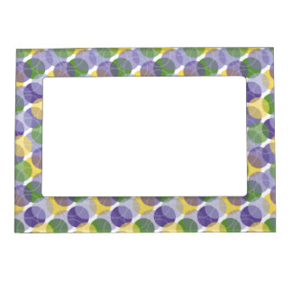 Oodles of Dots Magnetic Photo Frame - Cool