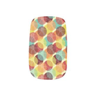 Oodles of Dots Minx Nails - Warm Minx ® Nail Art