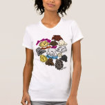oodles y oodles de Doodles y de la camiseta de los