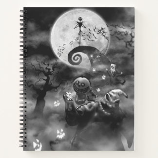 Oogie Boogie   Born to Boogie Notebook