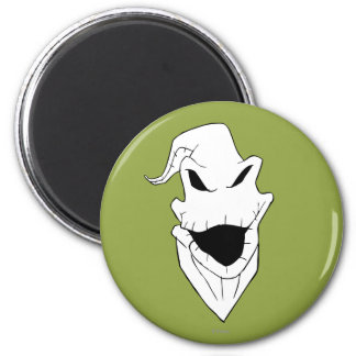 Oogie Boogie   Grinning Face Magnet