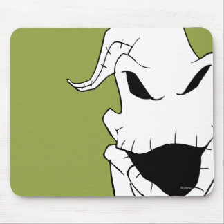 Oogie Boogie | Grinning Face Mouse Pad