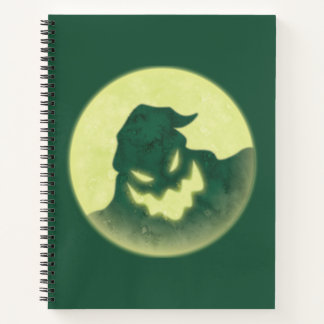Oogie Boogie   I'm The Boogie Man Notebook