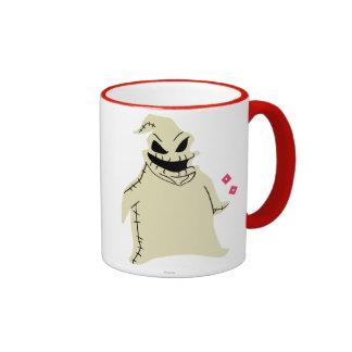 Oogie Boogie Ringer Coffee Mug
