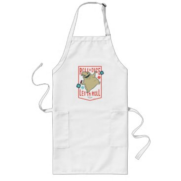 Disney Themed Oogie Boogie | Roll The Dice Long Apron