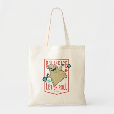 Disney Themed Oogie Boogie | Roll The Dice Tote Bag