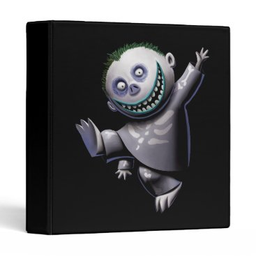 Disney Themed Oogie's Boys | Barrel - Creepy Cute Binder
