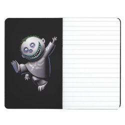 Pocket Journal with Disney Christmas Ornaments design