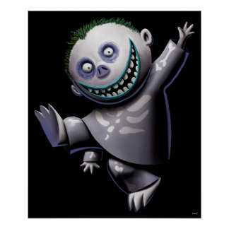 Oogie's Boys | Barrel - Creepy Cute Poster
