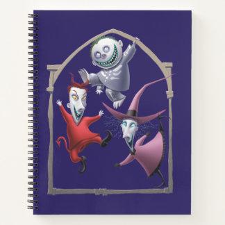 Oogie's Boys Framed Notebook