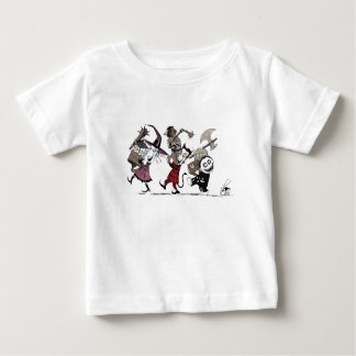 Oogie's Boys | Lock, Shock & Barrel Marching Baby T-Shirt