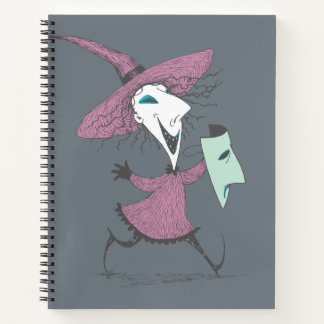 Oogie's Boys   Shock Holding Mask Notebook