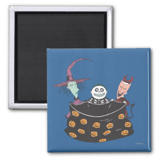 Oogie's Boys - Trick or Treat Magnet