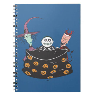 Oogie's Boys - Trick or Treat Notebook