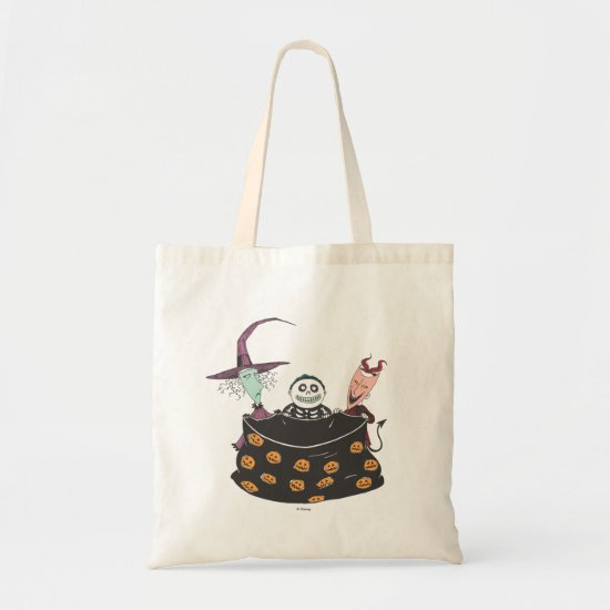 Oogie's Boys - Trick or Treat Tote Bag