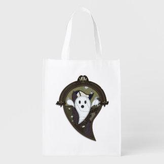 Ooh el bolso de ultramarinos reutilizable del fant bolsa para la compra