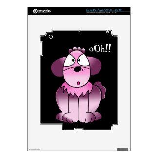 ¡oOh! iPad 3 Skins