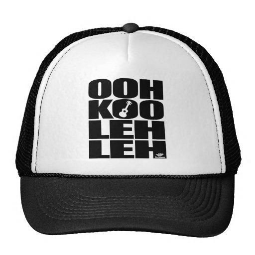 OOH-KOO-LEH-LEH GORRA