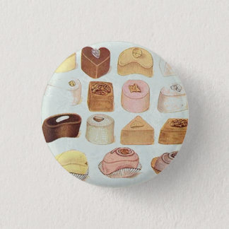 ooh la la bakery  pastry chocolate french cafe button