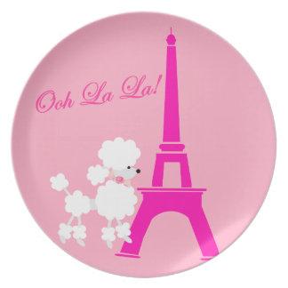 ♥ Ooh La La! ♥ Dinner Plate