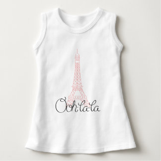 Ooh la la Eiffel Tower T-shirt