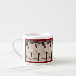 Ooh La La! Espresso Cup