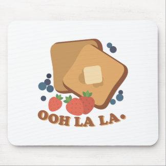 Ooh La La Mouse Pad