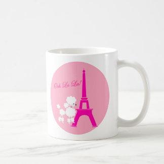 ♥ Ooh La La! ♥ Classic White Coffee Mug